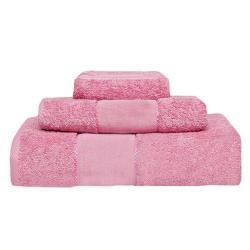 Juego Toallas Panama Color Rosa