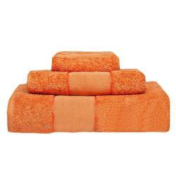 Juego Toallas Panama Color Naranja