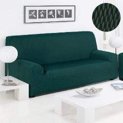 Funda Sofá Sandra Duo Color Verde