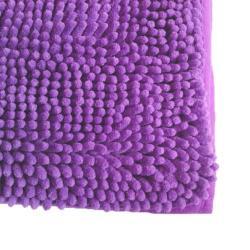 Alfombra Microfibra color Morado