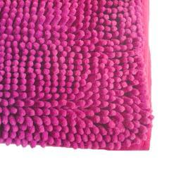 Alfombra Microfibra color Fucsia