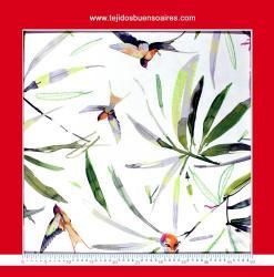 TEJIDO PANAMA BIRDS 280cm