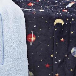 Conforter Nacarina - Azul