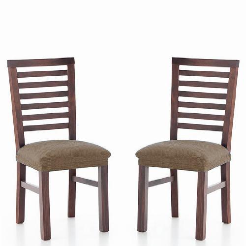 Pack funda silla sandra sin respaldo ajustable elastica - Silla sin respaldo ...